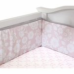 Lambs & Ivy Swan Lake Crib Bumper