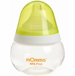 Lansinoh mOmma 5 Oz Feeding Bottle