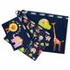 LeSportsac 3 Piece Travel Set - Zoo Cute