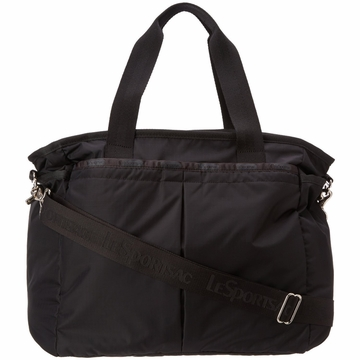 LeSportsac Ryan Baby Bag - Black