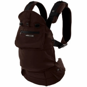 Lillebaby EveryWear Organic Carrier in Earth