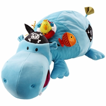 Lilliputiens Arnold Activity Hippo