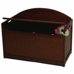 Lipper Child's Toy Chest 598E Espresso