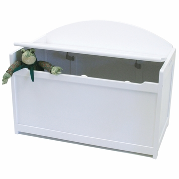 Lipper International Child's Toy Chest 598W White