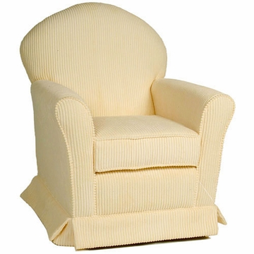 Little Castle Royal Loose Cushion Glider