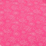 Little Miss Matched Monkey Fitted Crib Sheet