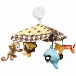 Little Miss Silly Safari Musical Mobile
