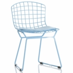 Little Nest Little Bert Child Chairs in Blue- Set of 2