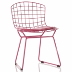 Little Nest Little Bert Child Chairs in Pink - Set of 2