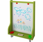 Little Partners Art Easel � Apple Green