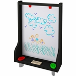 Little Partners Art Easel � Ebony