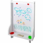 Little Partners Art Easel – Soft White