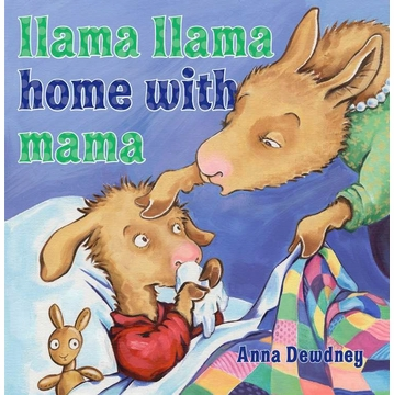 Llama Llama Home with Mama (Anna Dewdney)