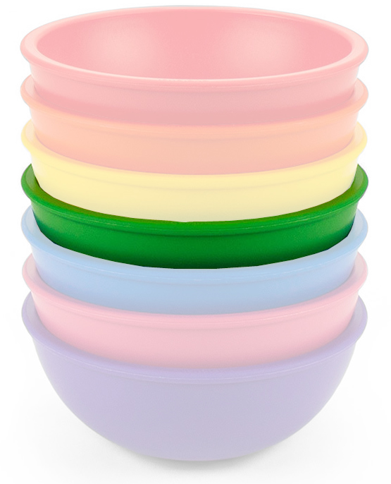 Lollaland Mealtime Bowl - Good Green