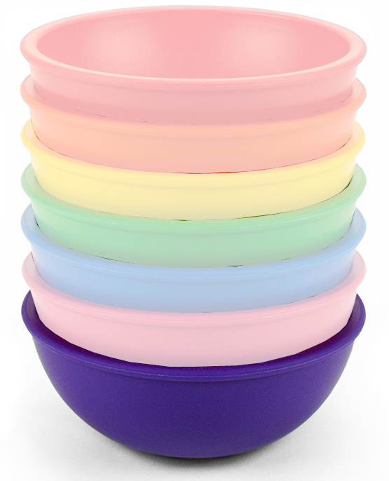 Lollaland Mealtime Bowl - Proud Purple