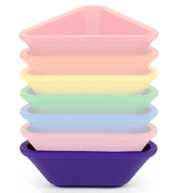 Lollaland Mealtime Dipping Cup - Proud Purple