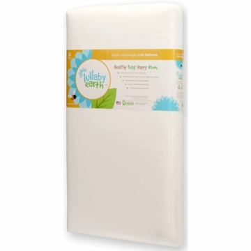 Lullaby Earth Pure Crib Mattress - LE10
