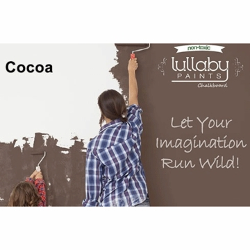 Lullaby Paints Chalkboard Paint - Cocoa (Quart)