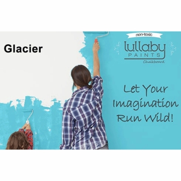 Lullaby Paints Chalkboard Paint - Glacier (Quart)