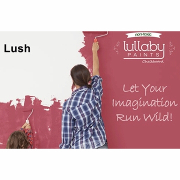 Lullaby Paints Chalkboard Paint - Lush (Quart)