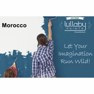 Lullaby Paints Chalkboard Paint - Morocco (Quart)