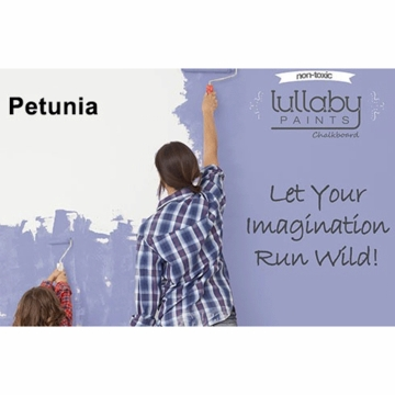 Lullaby Paints Chalkboard Paint - Petunia (Quart)
