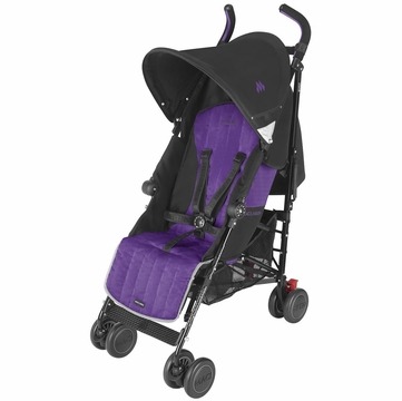 Maclaren Quest Sport Stroller - Black / Majesty