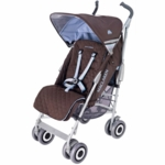 Maclaren Techno XLR 2008 Stroller Brown / Soft Blue