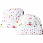 Magnificent Baby Reversible Hat - Girl's Circus / Stars