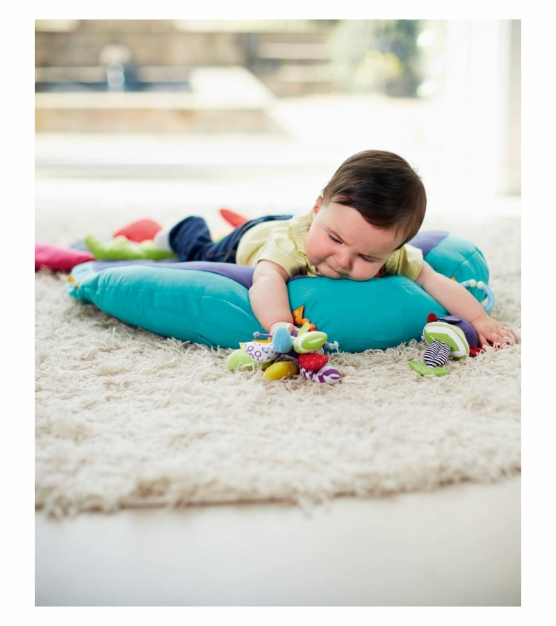 Mamas Amp Papas Babyplay Playmat Amp Gym Tummy Time Octopus