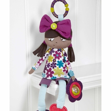 Mamas & Papas Bonnie Rag Doll Plush Toy