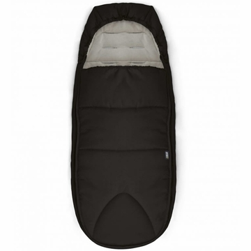 Mamas & Papas Cold Weather Footmuff - Black