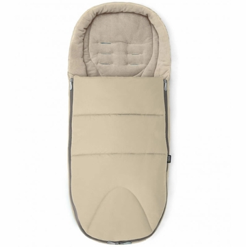 Mamas & Papas Cold Weather Plus Footmuff - Camel