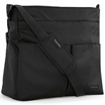Mamas & Papas Messenger Diaper Bag - Black