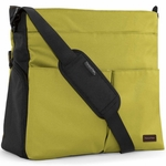 Mamas & Papas Messenger Diaper Bag - Lime