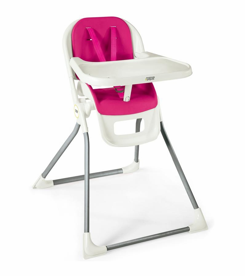 Mamas Amp Papas Pixi High Chair Pink