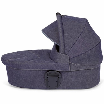 Mamas & Papas Sola 2 MTX Carrycot - Blue Denim