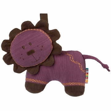 Mamas & Papas The Jumbles Soft Travel Toy - Purple Lion