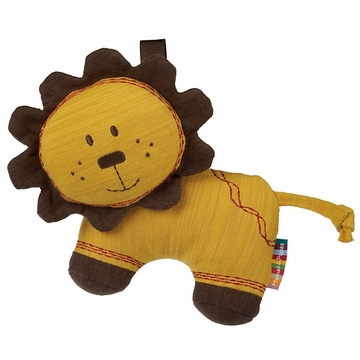 Mamas & Papas The Jumbles Soft Travel Toy - Yellow Lion