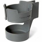 Mamas & Papas Tour/Tour Twin Cup Holder - Charcoal