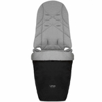 Mamas & Papas Urbo Footmuff - Black