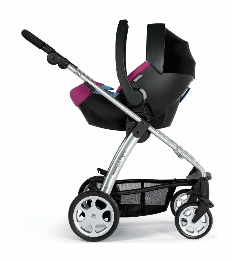 Mamas Papas Urbo With Graco Car Seat