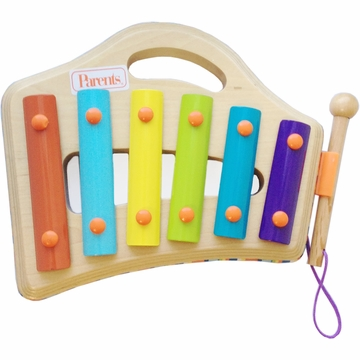 Manhattan Toy Colorful Notes Xylophone