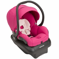 Maxi Cosi Mico AP Infant Car Seat - Bright Rose