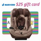 Maxi Cosi $25 Gift Card with Purchase