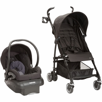 Maxi-Cosi Kaia & Mico Nxt Travel System - Total Black