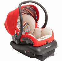 Maxi Cosi Mico AP Infant Car Seat - Bohemian Red