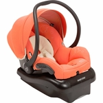 Maxi Cosi Mico AP Infant Car Seat 2014 Orange Zest