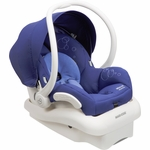 Maxi Cosi Mico AP Infant Car Seat - White Reliant Blue