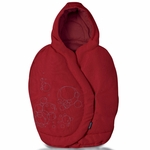 Maxi Cosi Mico Footmuff - Intense Red